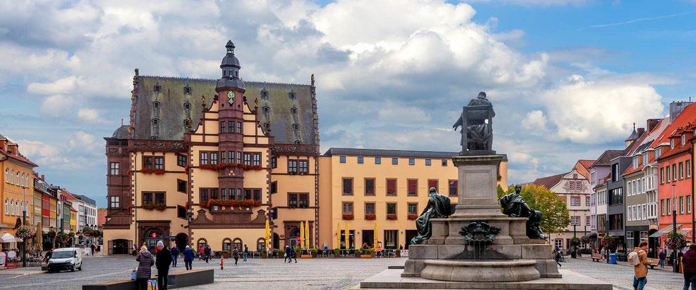 Zauberstadt Schweinfurt