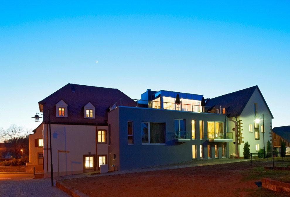 Landhaus-Designhotel - LÖSCH für Freunde