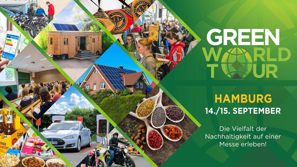 Hästens Hamburg Green World Tour