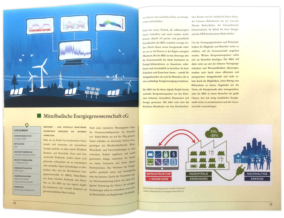 Energiegenossenschaften – Erfolgsbeispiele aus Baden-Württemberg, bwgv März 2018