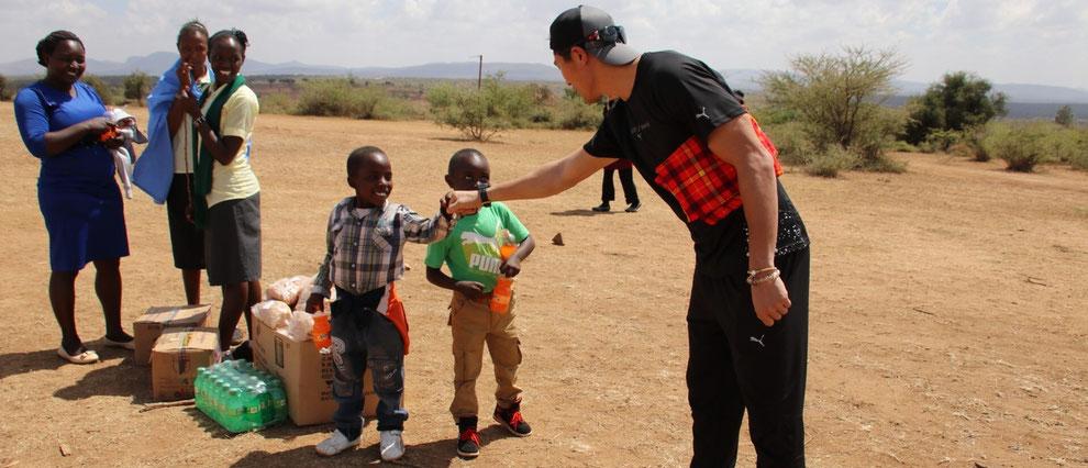 北野貴之 ケニアの旅