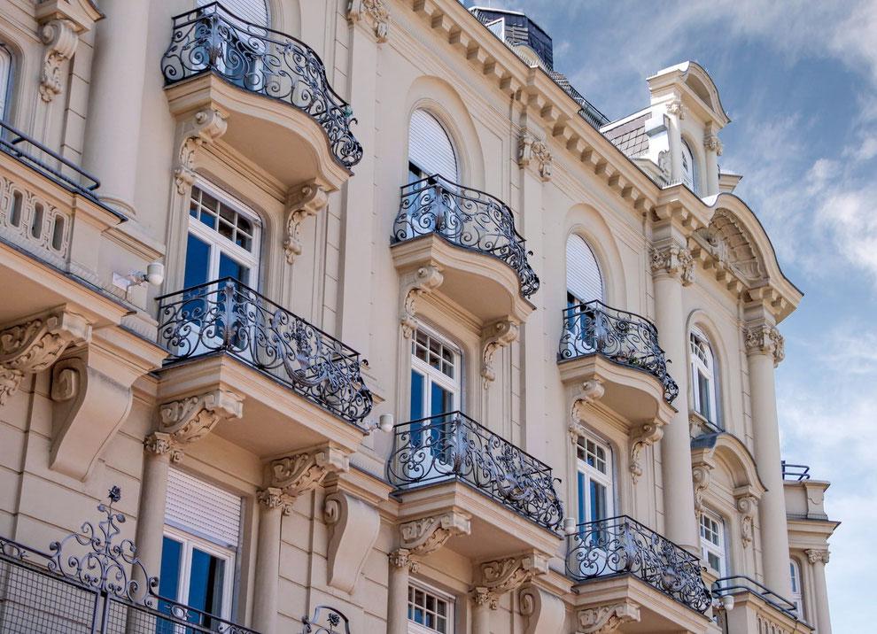Wohnimmobilie als Beispiel für die Immobilienanlage einer Stiftung