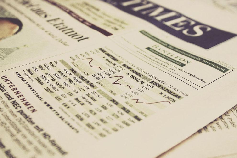 Aktienauswahl-Aktienprüfung