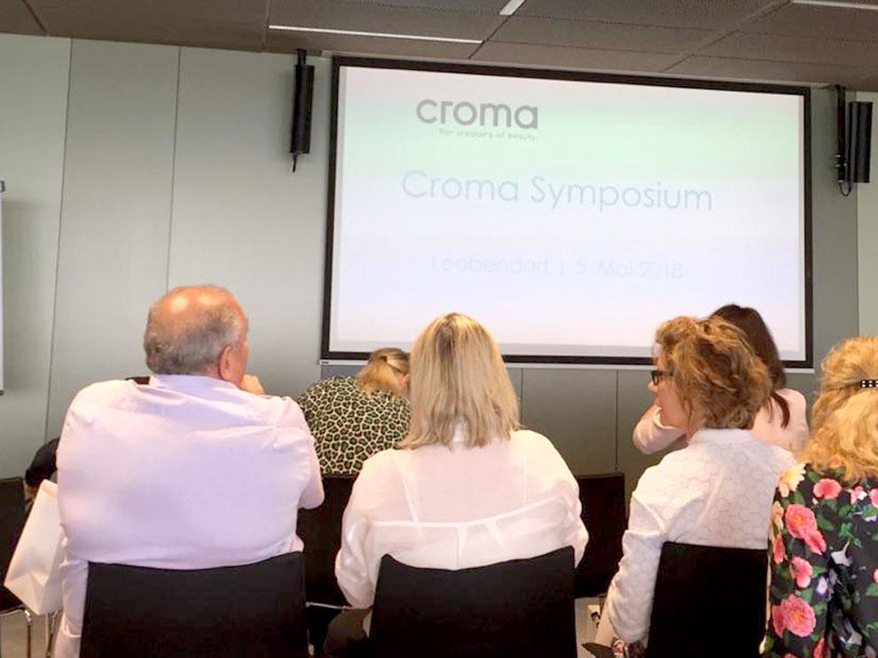 Fortbildungssaal Croma Symposium