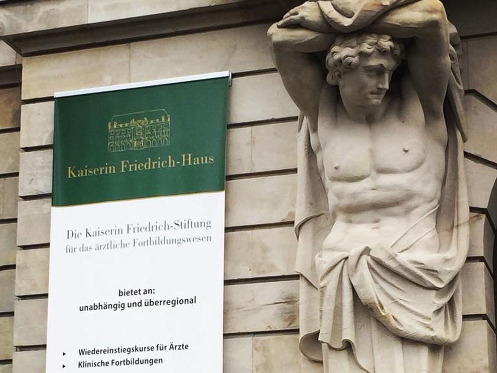 Fortbildung im Kaiserin-Friedrich-Haus Berlin