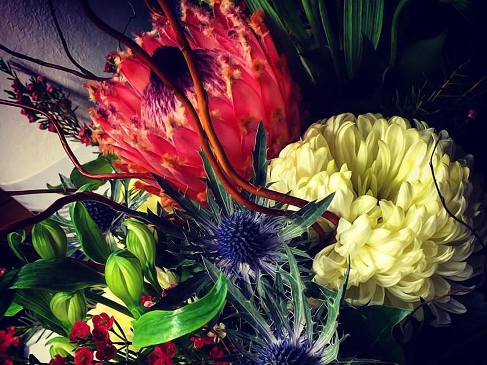 """Vielen Dank an das Team von """"Der Blumenkorb"""" in Berlin Spandau"""