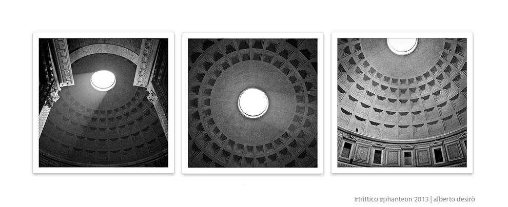 Collezione Pantheon di Alberto Desirò - Trittico