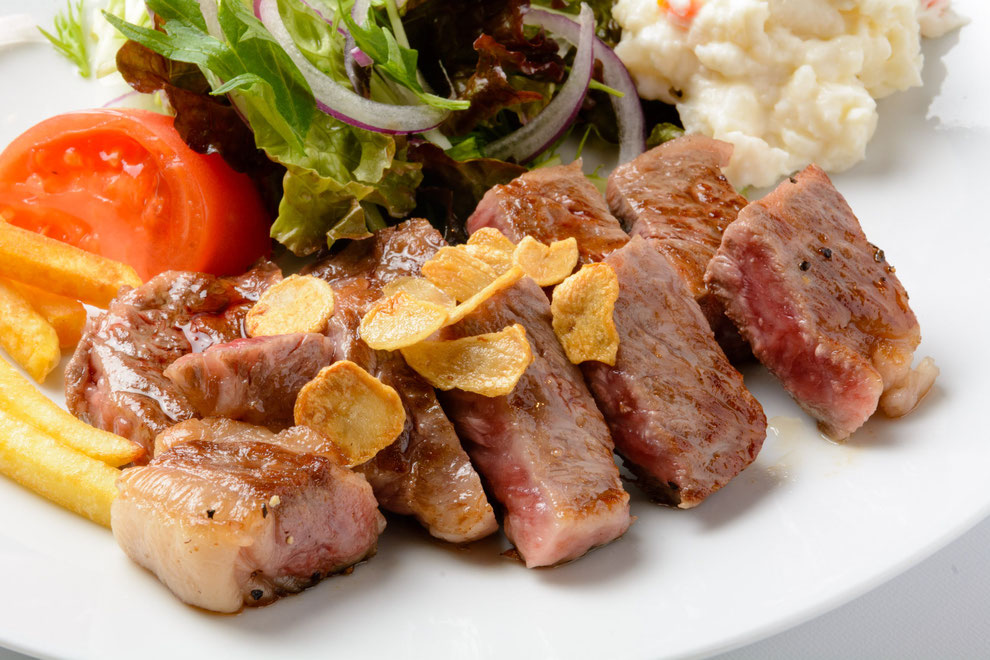 神石牛 和牛サーロイン(160g)…¥2,980