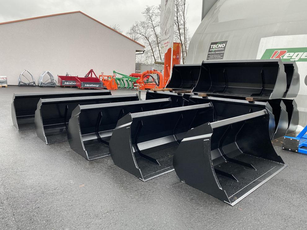 KLUG - Qualitativ hochwertiges Traktorzubehör!