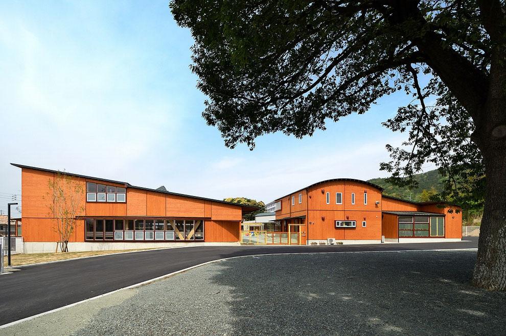 二川幼稚園 園舎