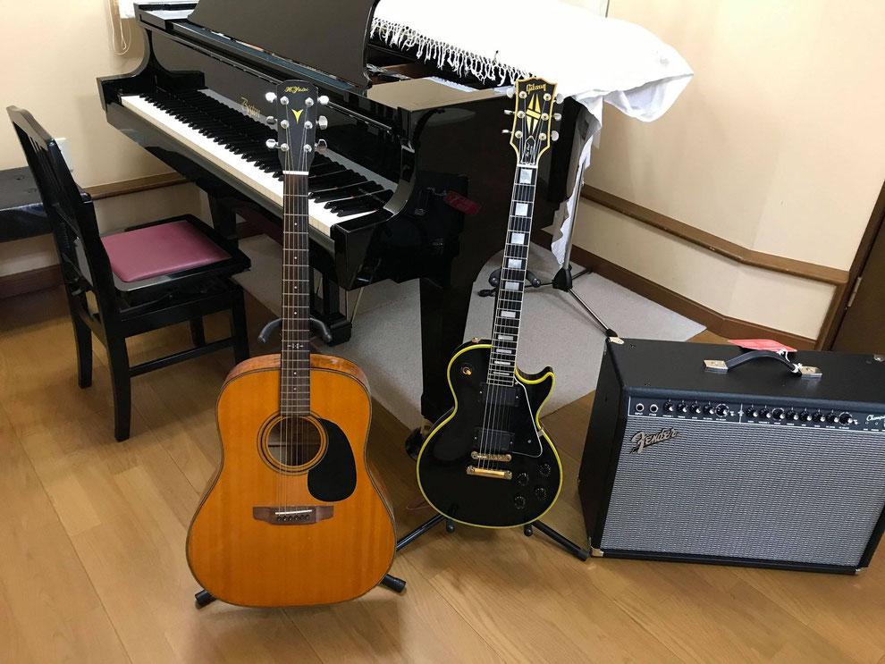 ミュージックラボFUN市川市の音楽教室、ピアノ教室、ギター教室、ボーカル教室