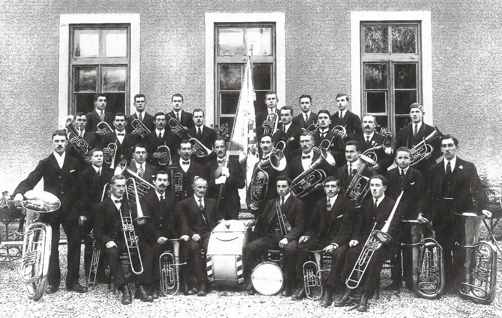 Vereinsfoto 1925
