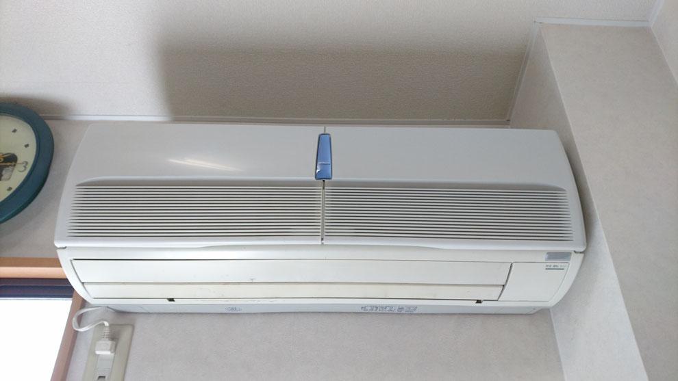 既設配管・隠ぺい配管を使用したエアコン工事も京都のでんきの大京へおまかせください。
