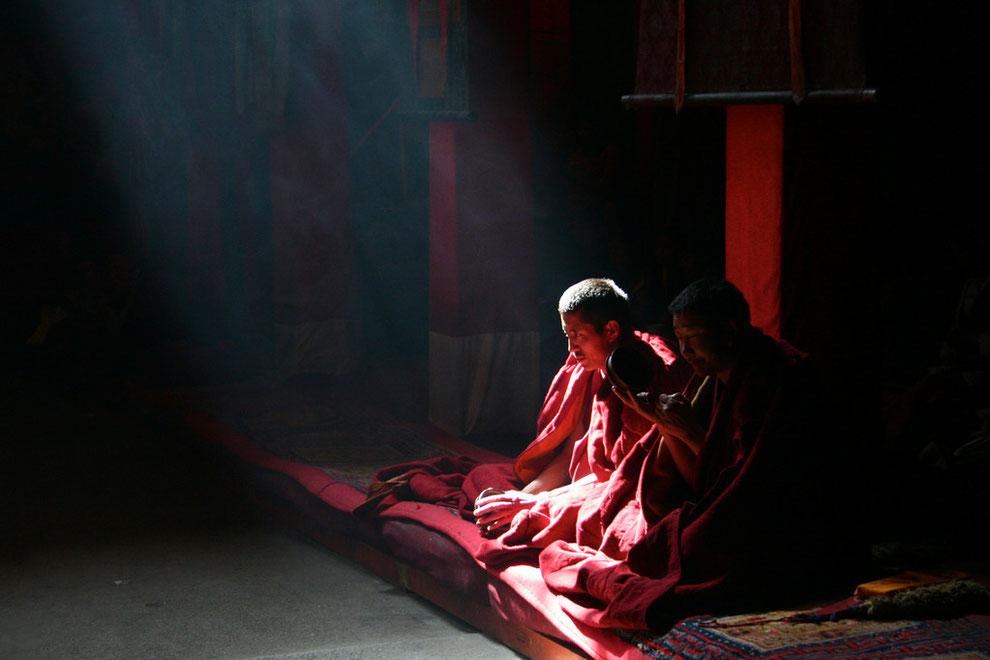 Sera Kloster, Tibet