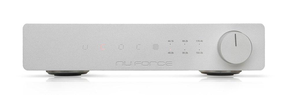 NuForce DAC 80 / STA-120  -  Praxistest  auf www.audisseus.de