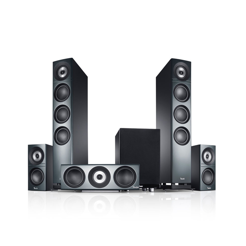Teufel Definion 3 Surround  -  Praxistest  auf www.audisseus.de