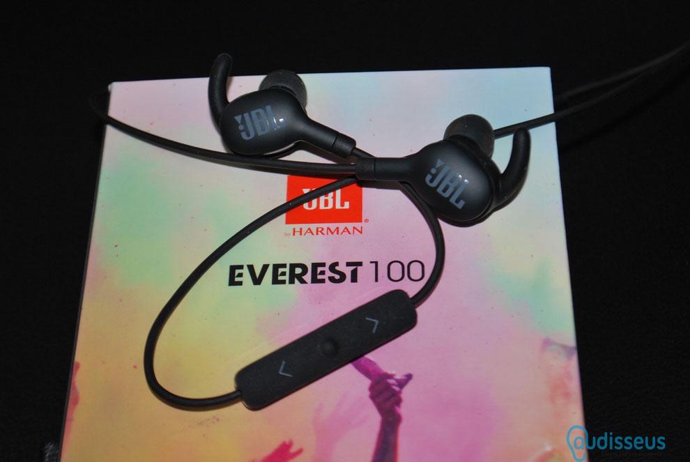 JBL Everest 100 In-Ear / Praxistest auf www.audisseus.de / Foto: Fritz I. Schwertfeger