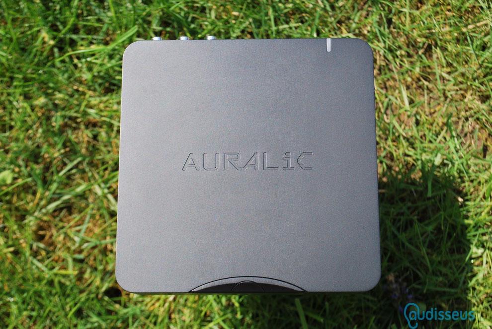 Auralic Aries Mini  /  Praxistest auf www.audisseus.de / Foto: Fritz I. Schwertfeger - www.audisseus.de