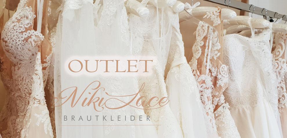 Niki Lace Brautkleider Outlet Hamburg