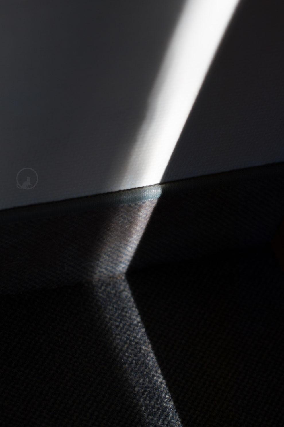 Teppich Licht