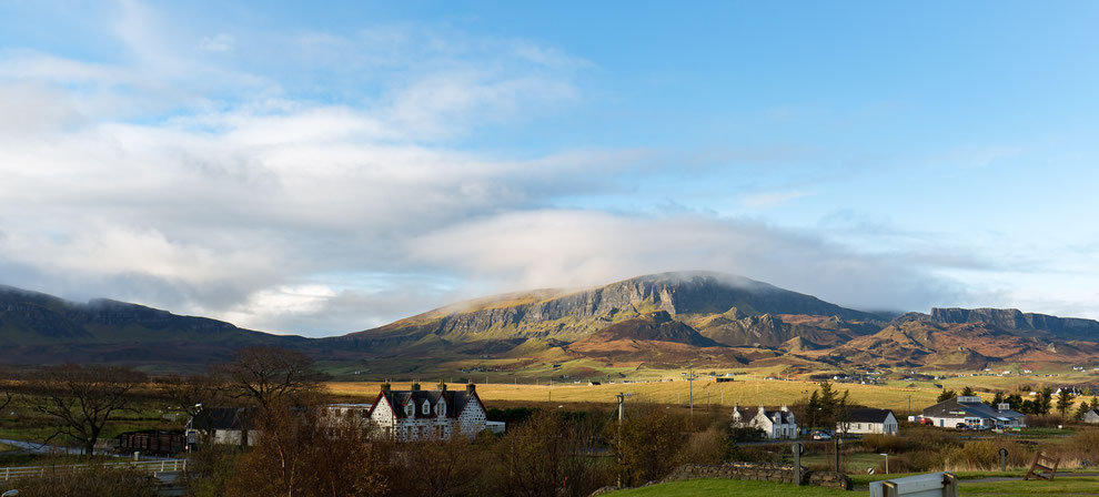 Schottland Im November