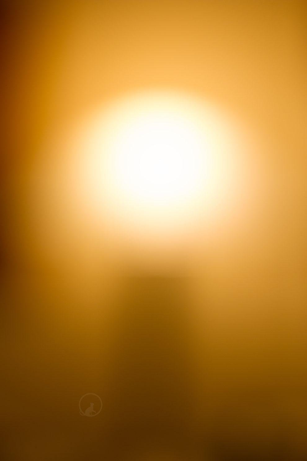 Schreibtisch Licht