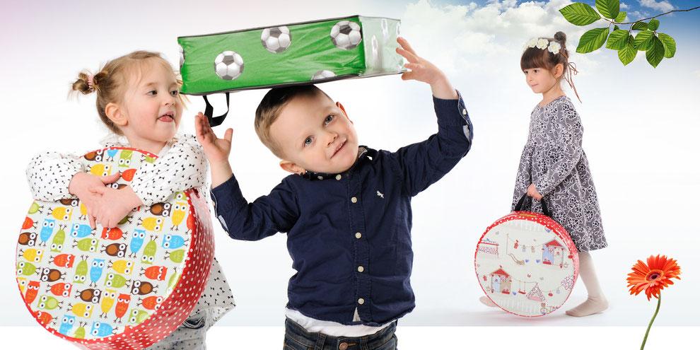 barfuss Kinder Stuhl Sitzerh/öhungLederoptik f/ür Kleinkinder 8cm H/öhe apfelgr/ün