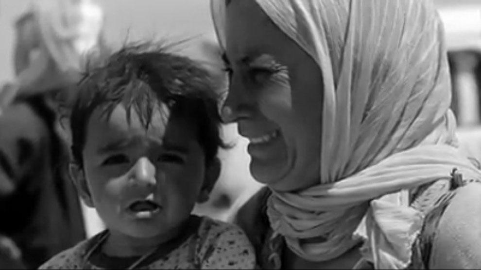 "Alevitischer Sänger Cemil Koçgün: ""Stoppt den Völkermord"" (Video vom 18. August 2014)"