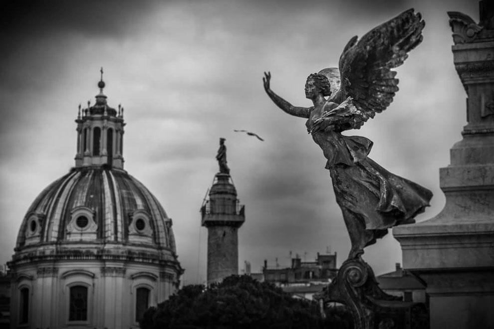 L'ange qui protège Rome