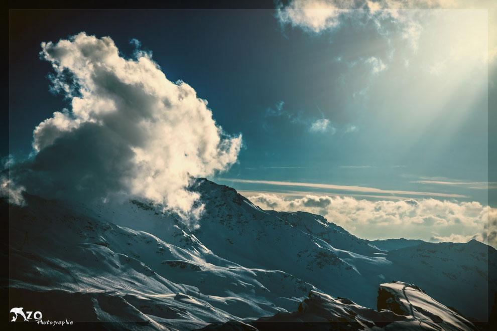 Brume Passagère à Val Thorens
