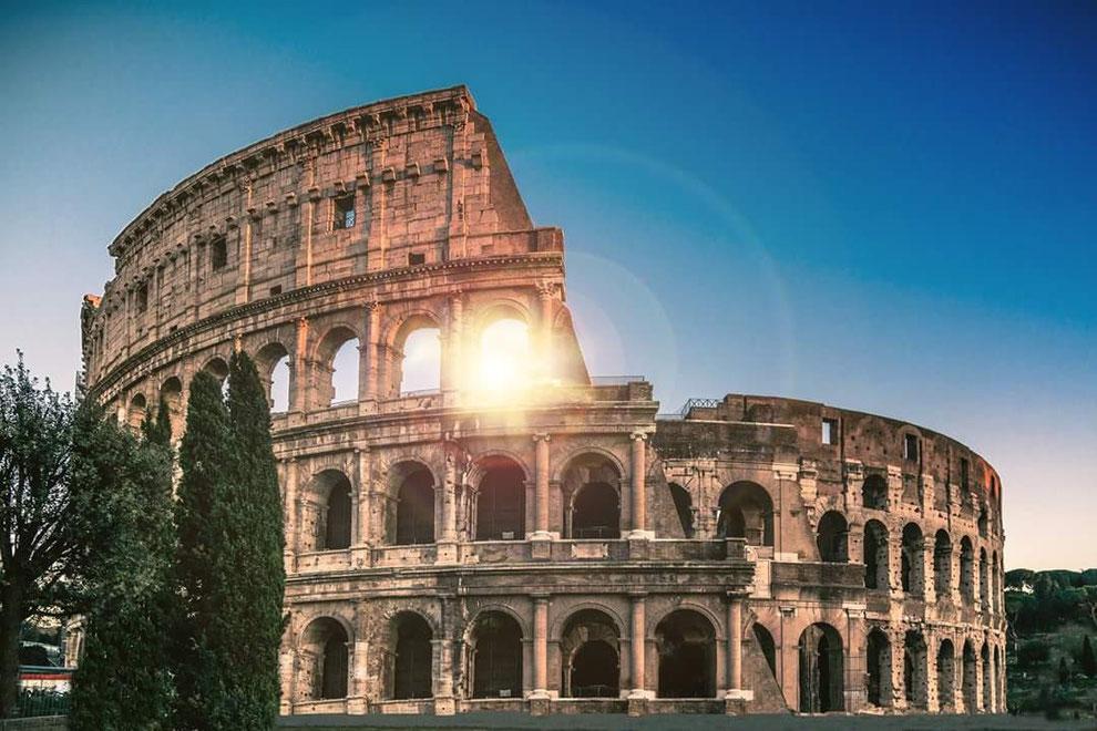 Le colisée,  plus de 2000 ans d'histoire !