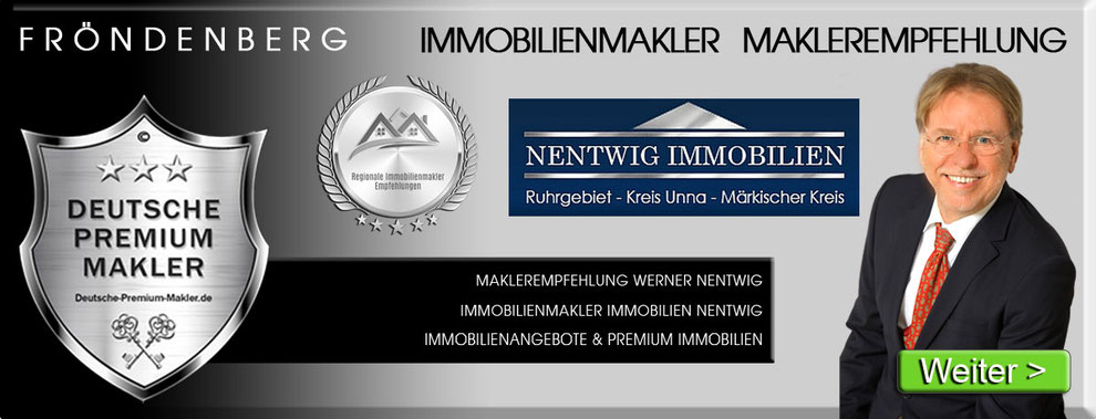 IMMOBILIENMAKLER FRÖNDENBERG WERNER NENTWIG IMMOBILIEN FRÖNDENBERG REGIONALE MAKLEREMPFEHLUNG
