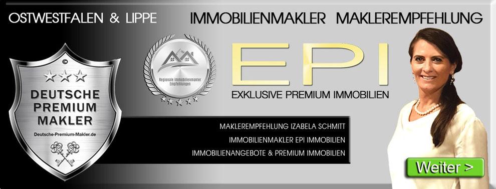 IMMOBILIENMAKLER STEINHEIM  MAKLEREMPFEHLUNG EPI IMMOBILIEN OWL OSTWESTFALEN LIPPE MAKLER MAKLERBÜRO MAKLERAGENTUR MAKLERBEWERTUNGEN MAKLERCHECK