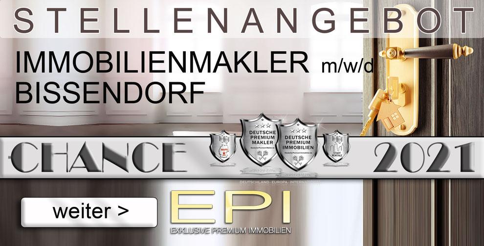S-OWL-024 BISSENDORF STELLENANGEBOTE IMMOBILIENMAKLER FESTANSTELLUNG MAKLER