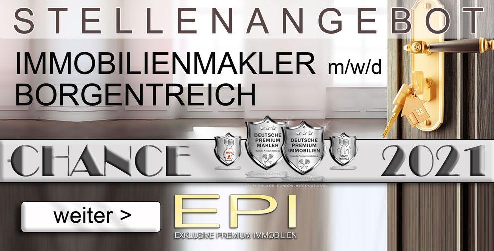 S-OWL-028 BORGENTREICH STELLENANGEBOTE IMMOBILIENMAKLER FESTANSTELLUNG MAKLER