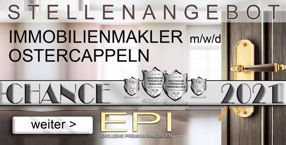 F-OWL-063 OSTERCAPPELN FRANCHISE STELLENANGEBOT IMMOBILIENMAKLER IMMOBILIEN