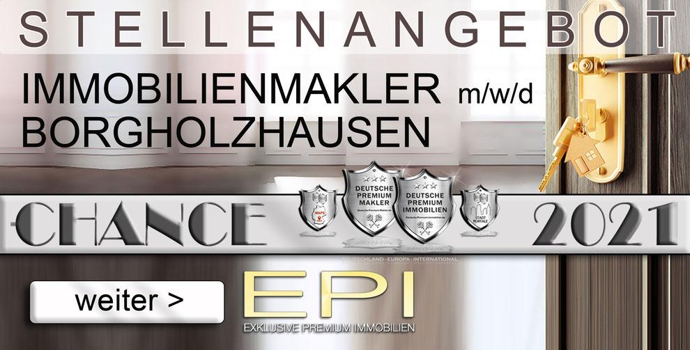 F-OWL-029 BORGHOLZHAUSEN FRANCHISE STELLENANGEBOT IMMOBILIENMAKLER IMMOBILIEN