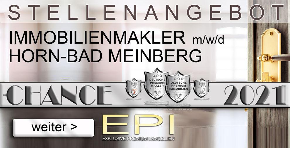 F-OWL-046 HORN-BAD MEINBERG FRANCHISE STELLENANGEBOT IMMOBILIENMAKLER IMMOBILIEN