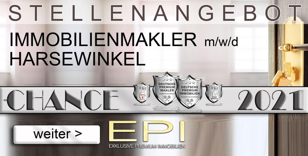 S-OWL-042 HARSEWINKEL STELLENANGEBOTE IMMOBILIENMAKLER FESTANSTELLUNG MAKLER