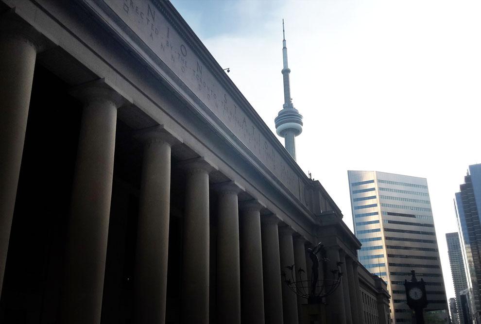 Union Station Toronto, Canada by Heidi Mergl Architect