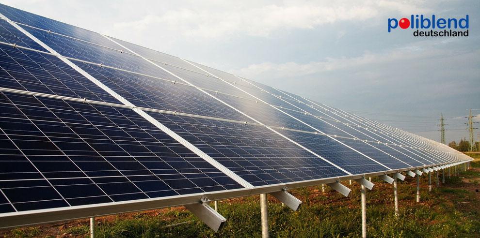 Polyamid im Solartechnik
