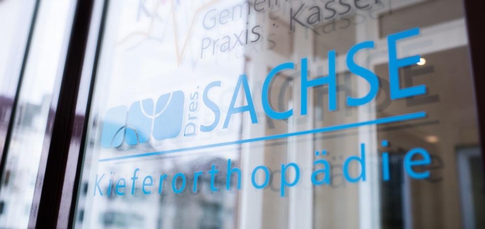 Dres. Sachse | Kieferorthopäden Kassel, Wilhelmshöher Allee 5, 34117 Kassel, Eingang