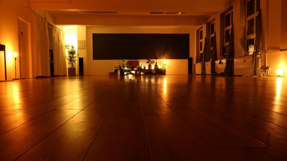 Raume Vermietung Yogasession Kiel