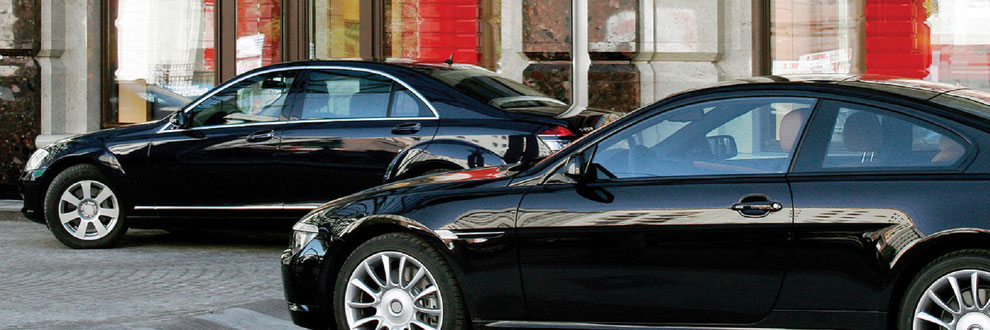 Limousine, Chauffeur and VIP Driver Service - Airport Transfer and Shuttle Service Switzerland Europe