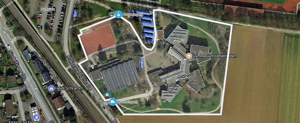 Map data ©2018 GeoBasis-DE/BKG (©2009), Google, Imagery ©2018DigitalGlobe, GeoBasis-DE/BKG, GeoContent