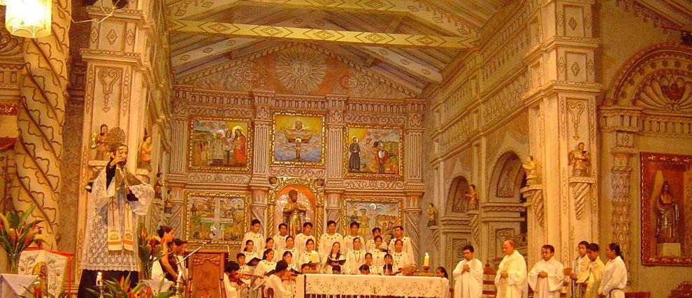 Ausflüge zu den Missionsdörfern der Jesuiten in Bolivien