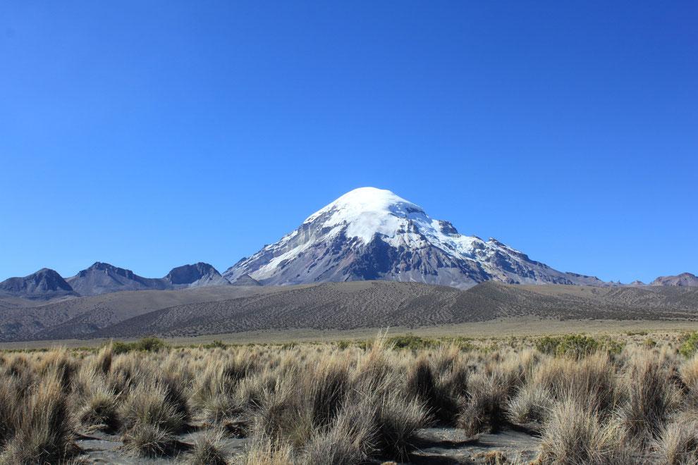 Rundreise durch Bolivien zum höchsten Berg des Landes, Sajama