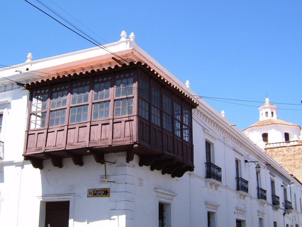 Sucre ist ein interessanter Zwischenstopp auf einer Reise durch Bolivien.