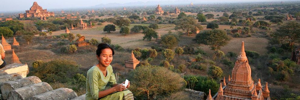 Myanmar Burma Galerie