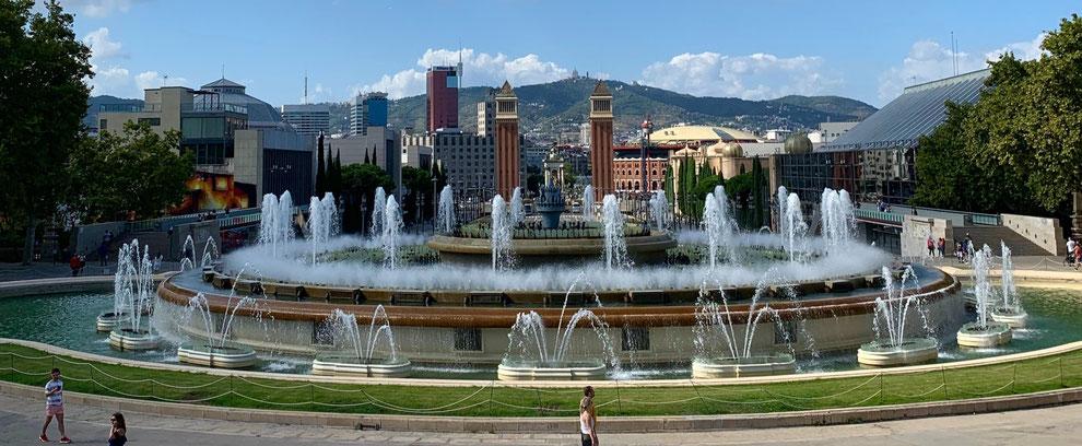 Tour Panorámico Barcelona